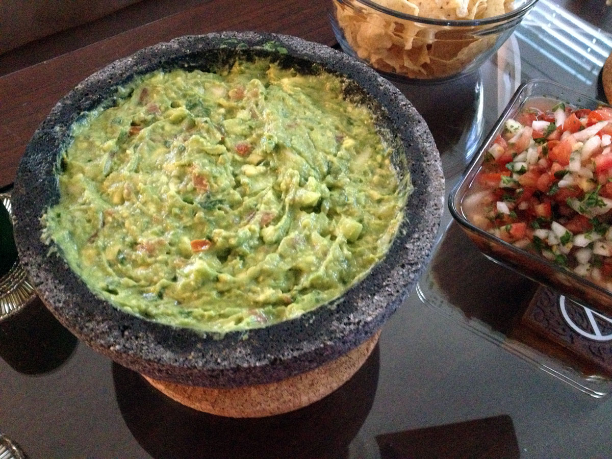 Guacamole | Hugs 'n Kitchen