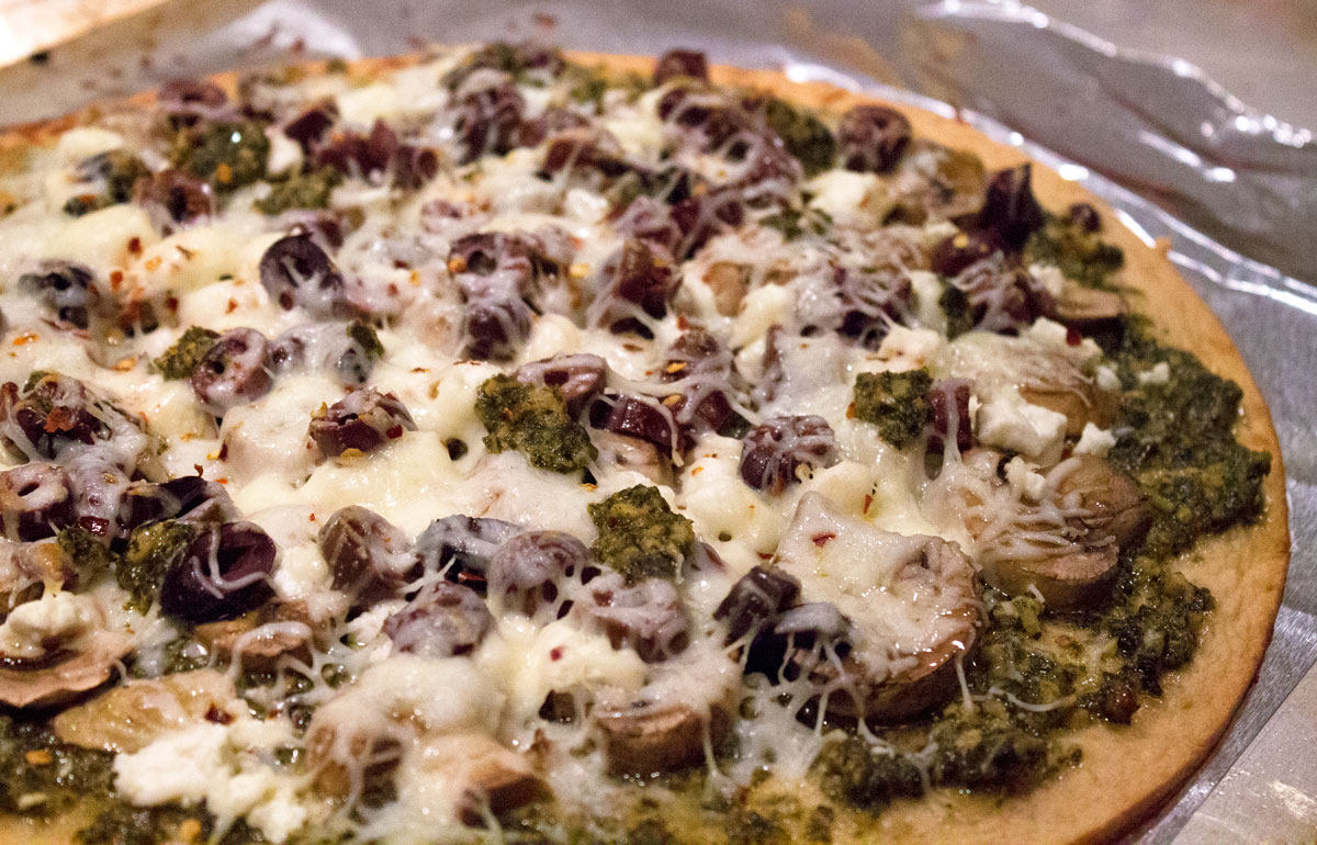 Mama Mary's Gluten-Free Pizza Crust Review | Hugs 'n Kitchen