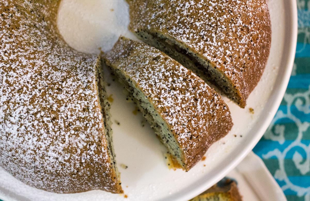 Poppyseed Coffee Cake   Hugs 'n Kitchen