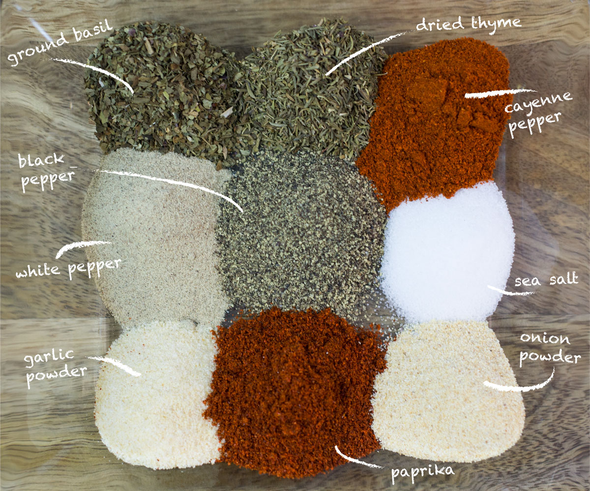 Blackening Spice | Hugs 'n Kitchen