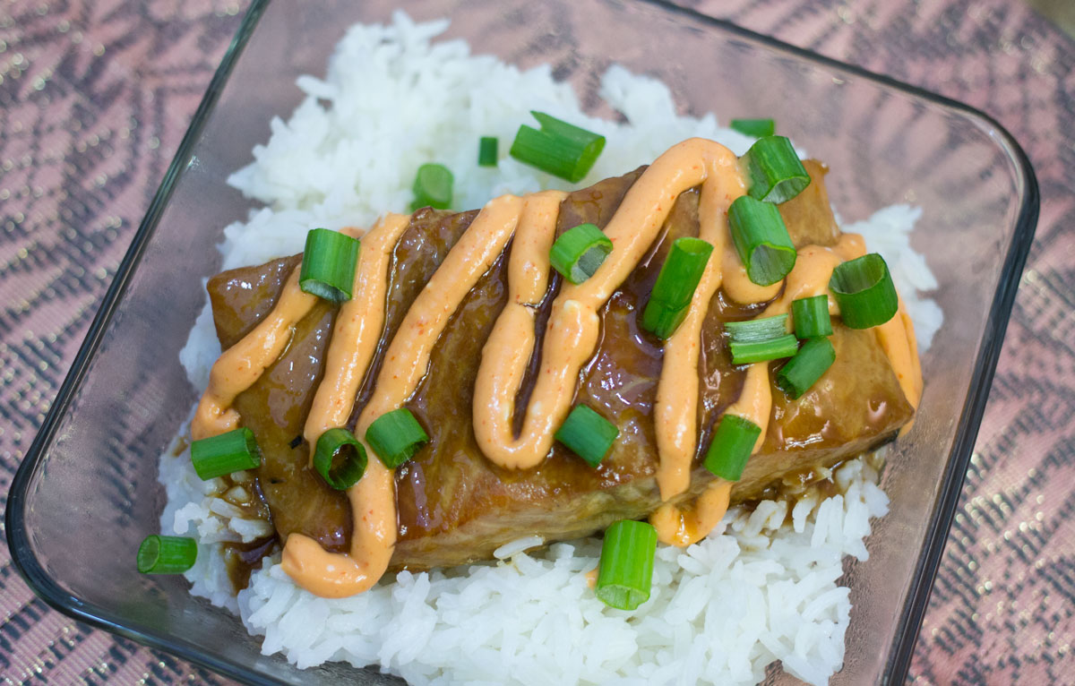 Teriyaki Salmon | Hugs 'n Kitchen