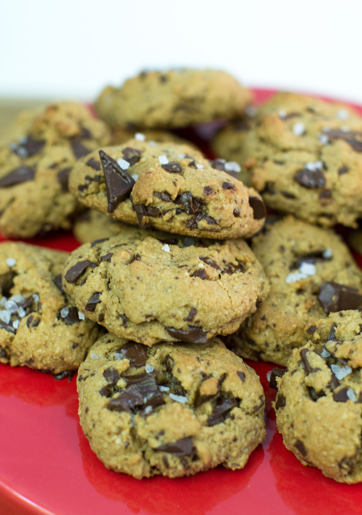 Coconut Chocolate Chunk Cookies | Hugs 'n Kitchen