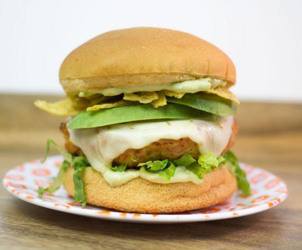 Tex-Mex Turkey Burgers   Hugs 'n Kitchen